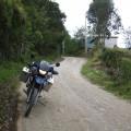 Äquator irgendwo auf dieser Strecke / equator somewhere on this road