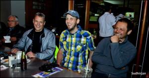Harald, Me, Faizal