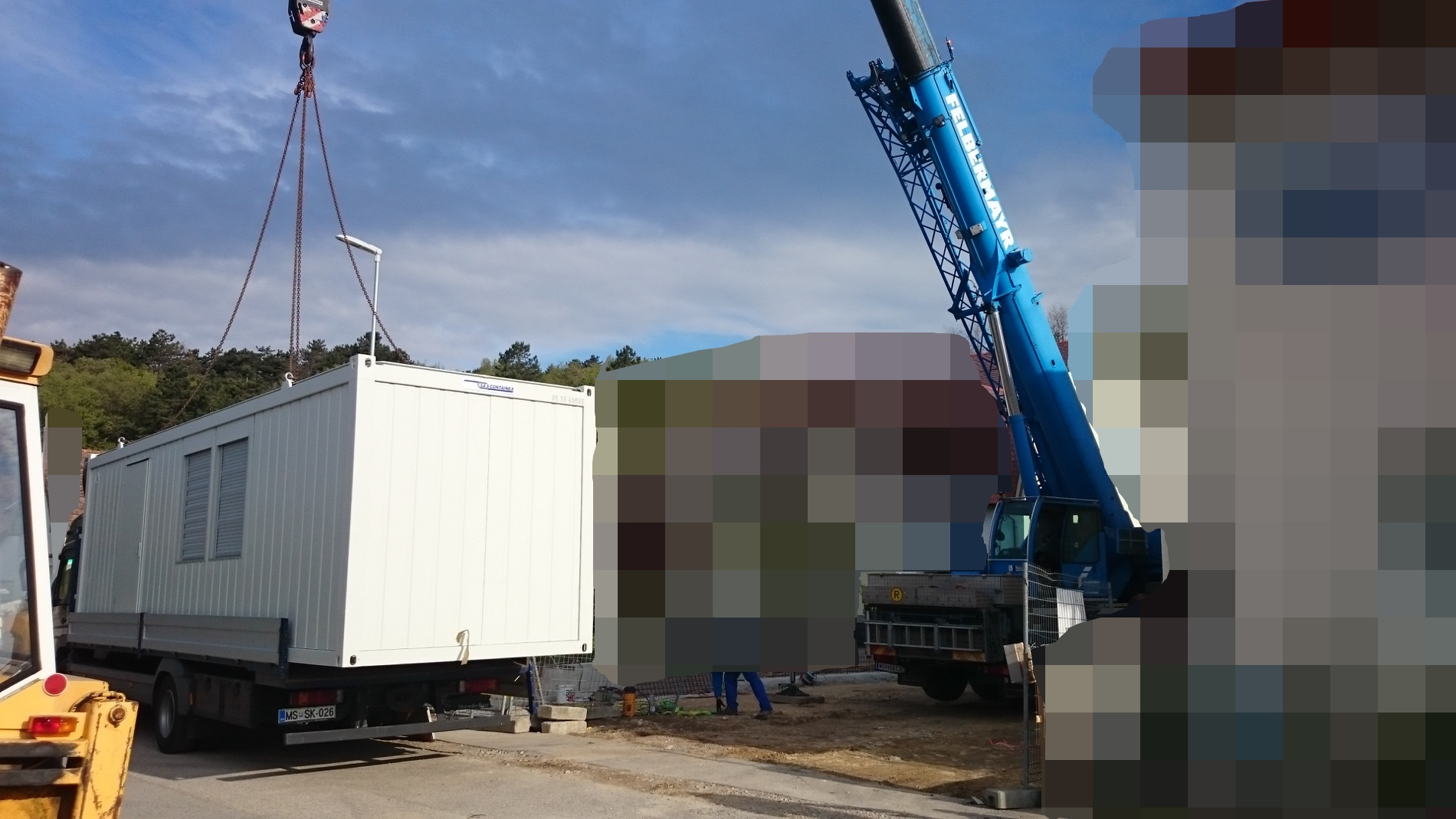 j-ontheroad.at – Leben im Container